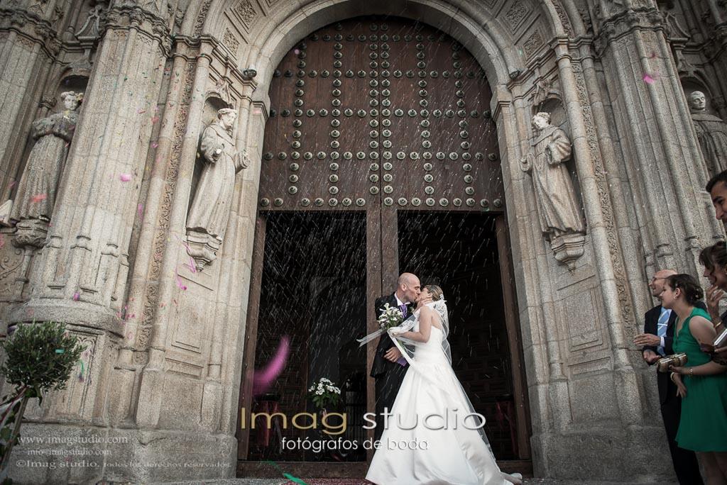 San Juan de los Reyes fotografias de boda