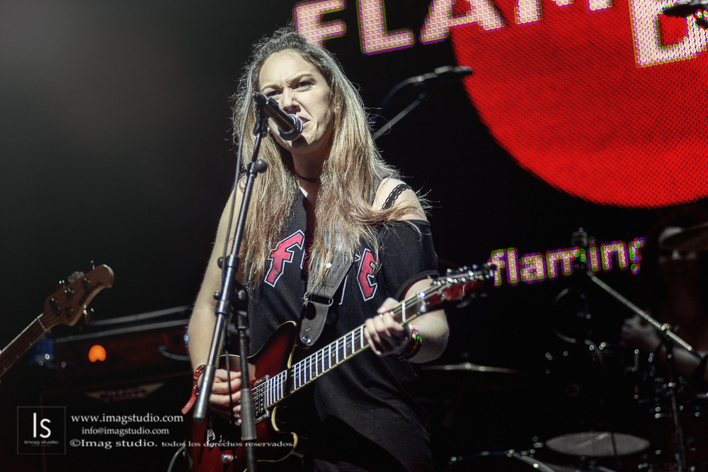 Flaming Dolls en la Sala Arena_34