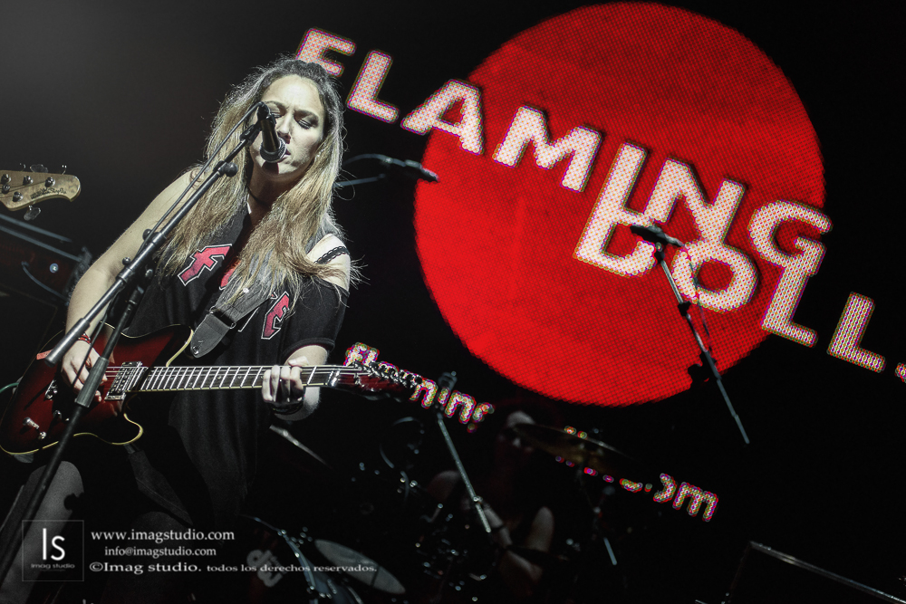 Flaming Dolls en la Sala Arena_35