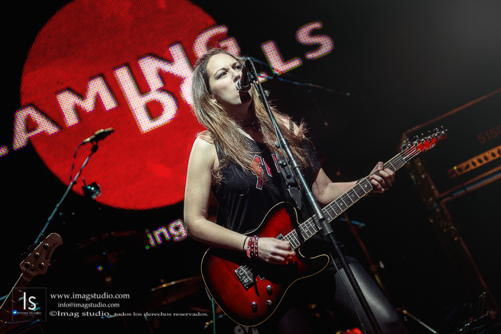 Flaming Dolls en la Sala Arena_37