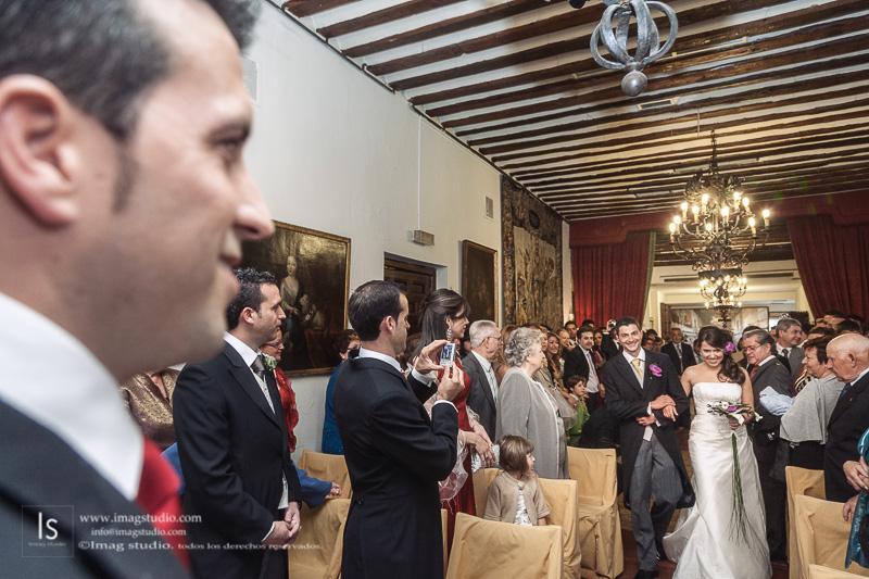 boda en la casa grande