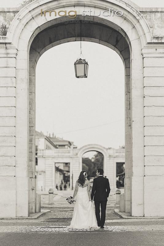 postboda en Aranjuez