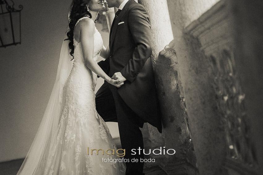 Monasterio de Lupiana reportaje de boda
