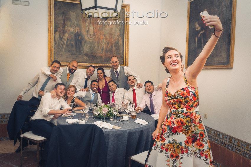 Fotografias de boda en el Monasterio de Lupiana