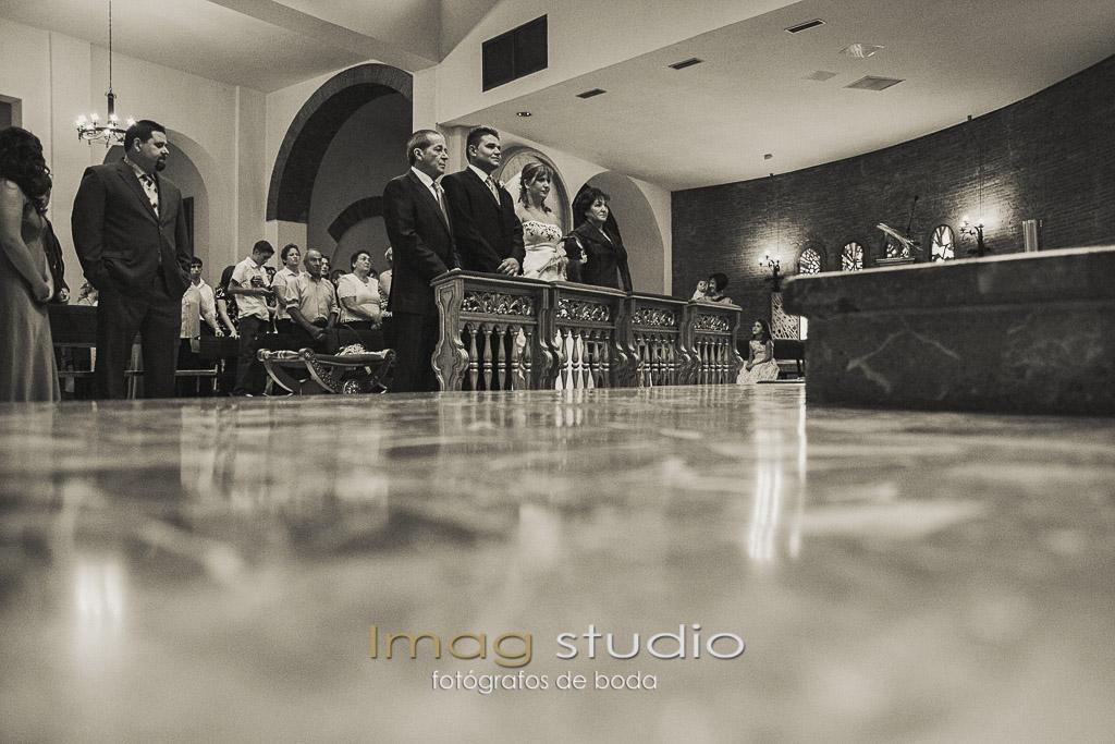 Fotografias de boda La Asunción Mostoles