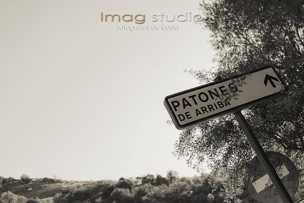 fotografias de preboda en Patones
