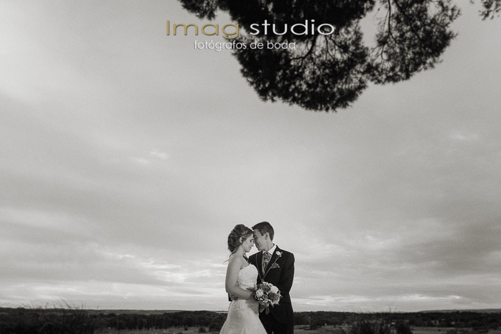 Finca la Montaña fotografias de boda