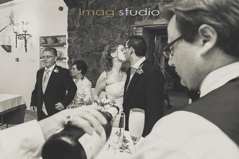 Asador Alto del Leon fotografias de boda