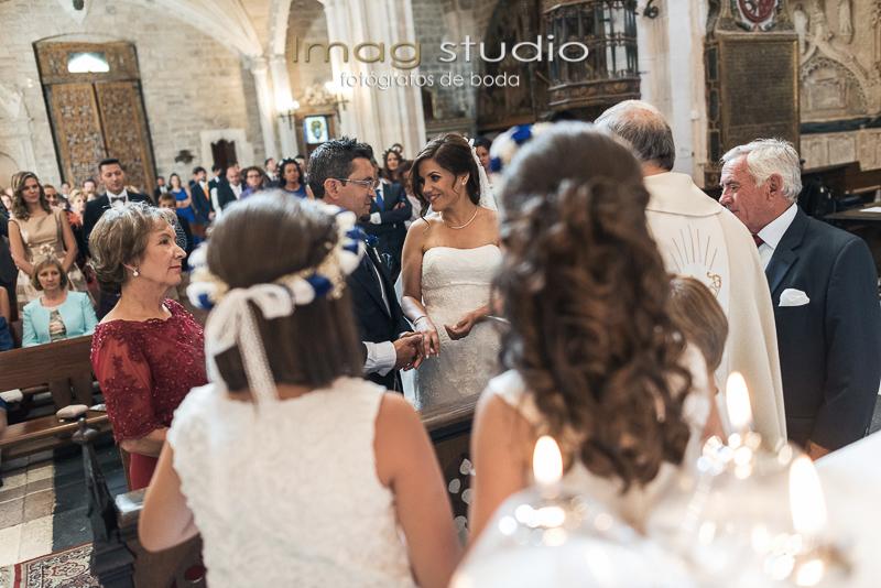 Boda Palacio de los Fernández Zorrilla y San Nicolás de Bari - 058