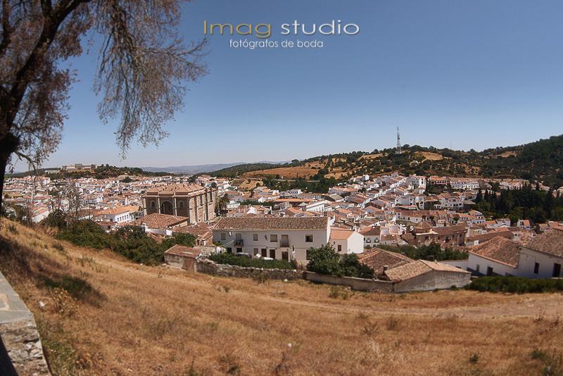 Boda Aracena Huelva